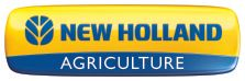 New Holland Agriculture - bedrijfslogo